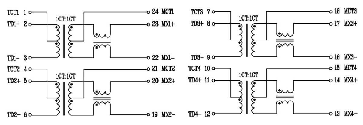 gst5009 lf schematic
